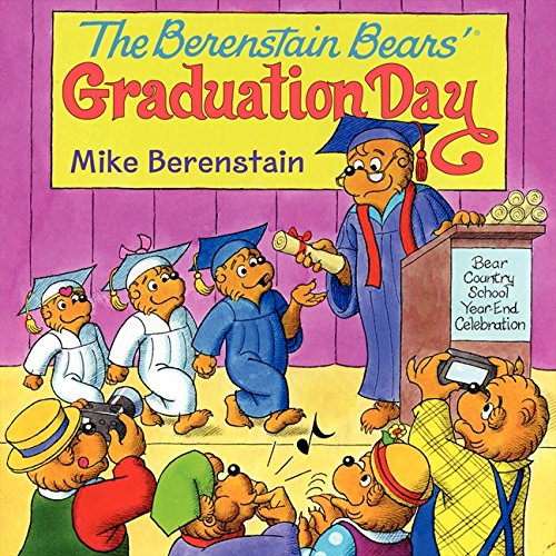 9780062075550: The Berenstain Bears' Graduation Day (Berenstain Bears (8x8))
