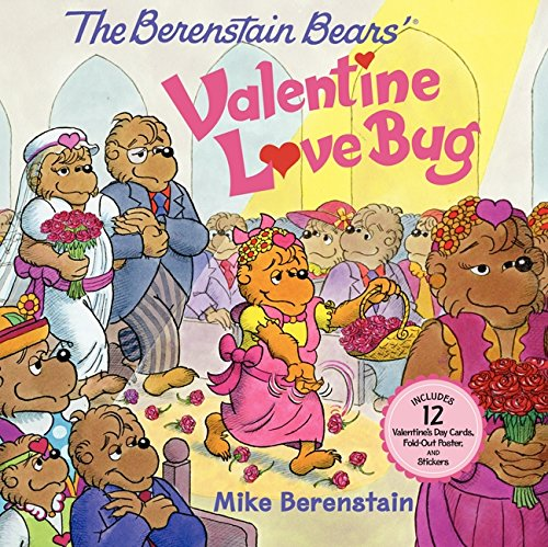 9780062075628: The Berenstain Bears' Valentine Love Bug