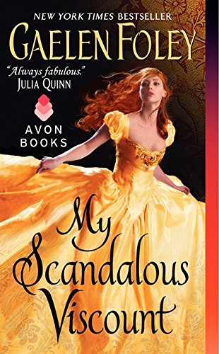 9780062075932: My Scandalous Viscount (Inferno Club)