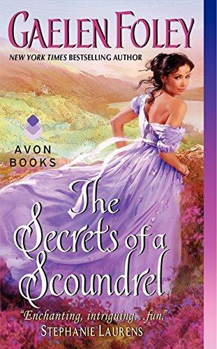 9780062076052: The Secrets of a Scoundrel