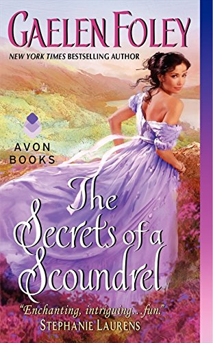 9780062076052: The Secrets of a Scoundrel