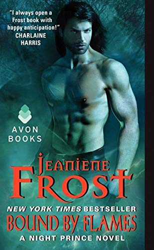 9780062076083: Bound by Flames: A Night Prince Novel