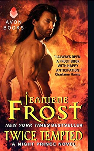 ISBN 9780062076106 product image for Twice Tempted A Night Prince Novel | upcitemdb.com