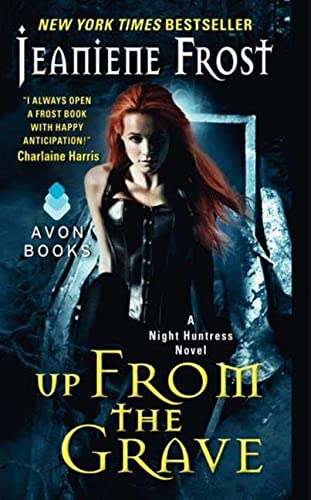 9780062076113: Up From the Grave: A Night Huntress Novel