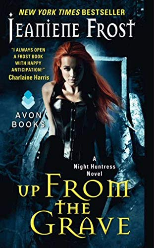 ISBN 9780062076113 product image for Up from the Grave (Night Huntress) | upcitemdb.com