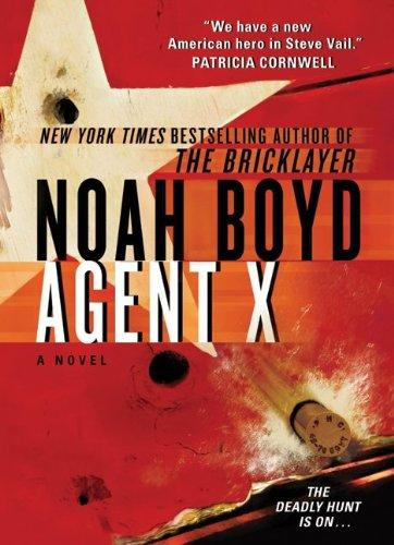 9780062076618: Agent X (Steve Vail)