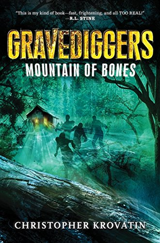 9780062077400: Gravediggers: Mountain of Bones