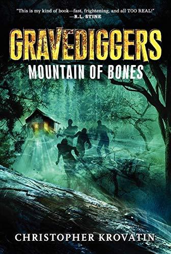9780062077417: Gravediggers: Mountain of Bones