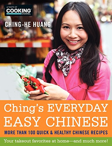 9780062077493: Ching's Everyday Easy Chinese: More Than 100 Quick & Healthy Chinese Recipes