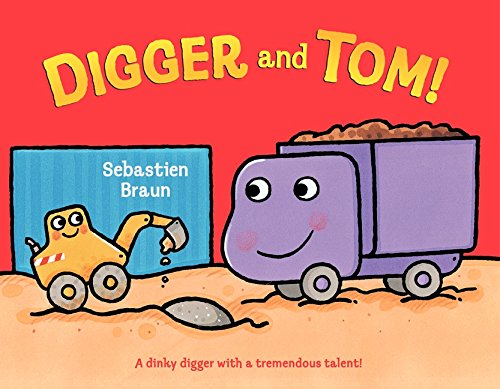9780062077523: Digger and Tom!