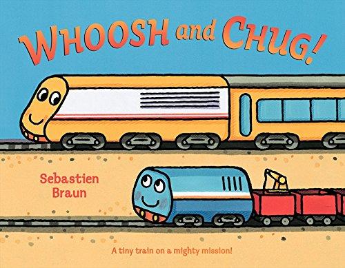9780062077547: Whoosh and Chug!