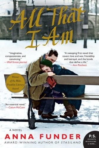 9780062077578: All That I Am: A Novel