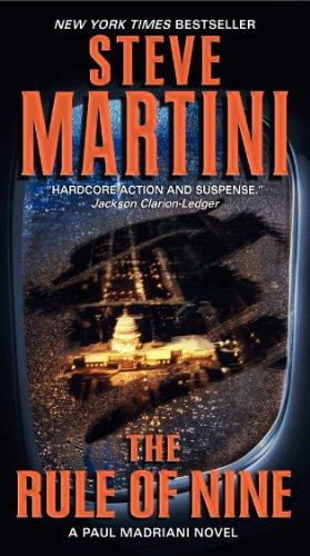 9780062077929: The Rule of Nine: A Paul Madriani Novel