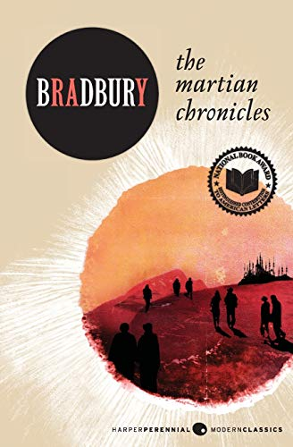 9780062079930: The Martian Chronicles