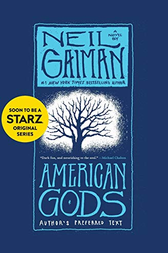 9780062080233: American Gods: Author's Preferred Text