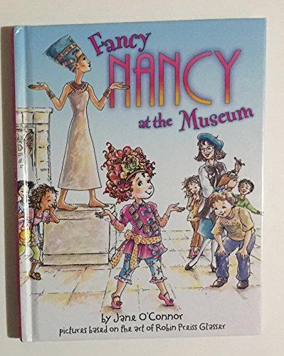 9780062080820: Fancy Nancy at the Museum