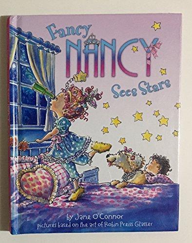 9780062080844: Fancy Nancy Sees Stars