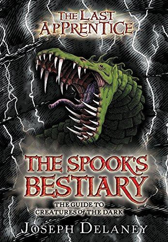 9780062081148: The Last Apprentice: The Spook's Bestiary: The Guide to Creatures of the Dark