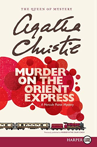 9780062081537: Murder on the Orient Express LP (Hercule Poirot Mysteries)