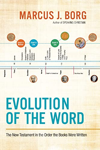 9780062082114: Evolution of the Word: The New Testament in the Order the Books Were Written
