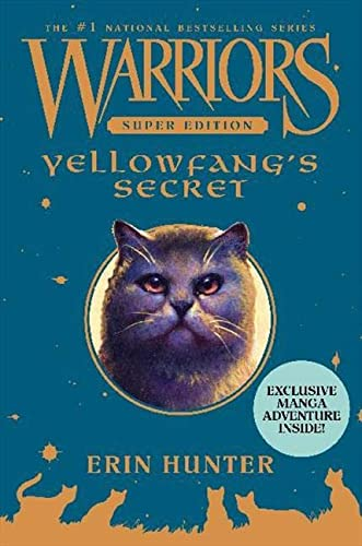 9780062082145: Warriors Super Edition: Yellowfang's Secret