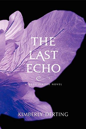 9780062082206: The Last Echo: A Body Finder Novel