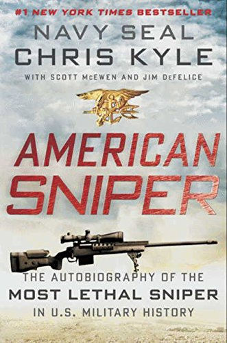 9780062082350: American Sniper: The Autobiography of the Most Lethal Sniper in U.S. Military History