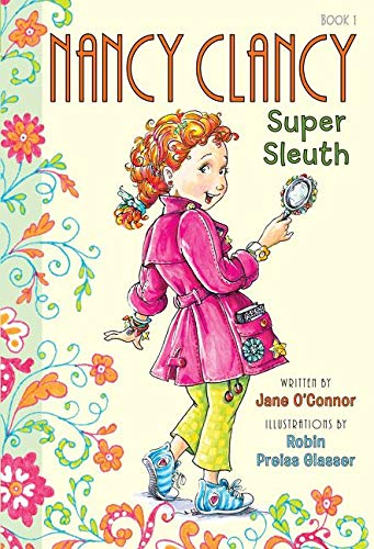 9780062082930: Nancy Clancy, Super Sleuth