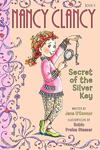 9780062082992: Secret of the Silver Key (Nancy Clancy)
