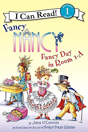 9780062083050: Fancy Day in Room 1-A (I Can Read)