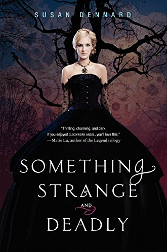 9780062083272: Something Strange and Deadly