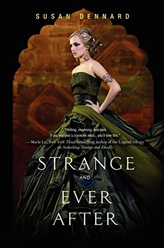 9780062083326: Strange and Ever After (Something Strange and Deadly)