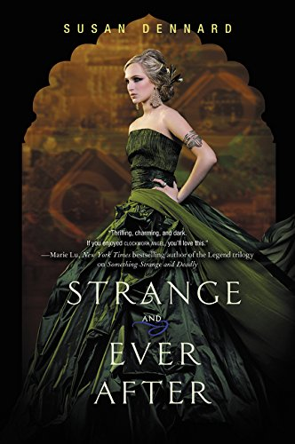 9780062083333: Strange and Ever After (Something Strange and Deadly Trilogy)