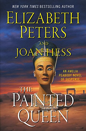 9780062083517: The Painted Queen: An Amelia Peabody Novel of Suspense
