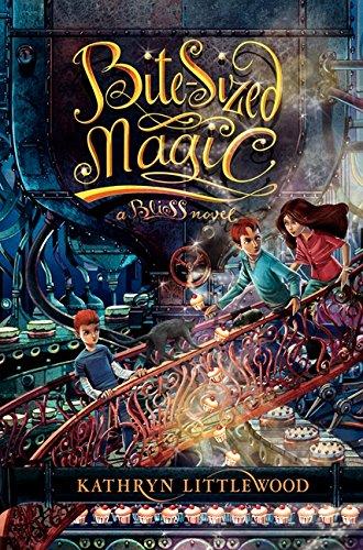 9780062084279: Bite-Sized Magic: A Bliss Novel