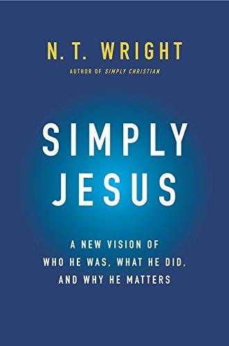 9780062084392: Simply Jesus