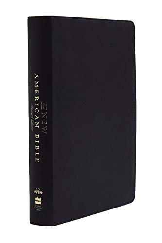 9780062084712: New American Bible (Black Imitation Leather): Revised Edition