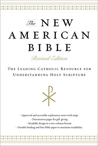9780062084736: New American Bible-NABRE