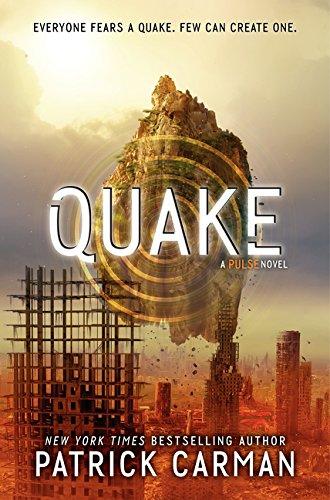 9780062085900: Quake: A Pulse Novel