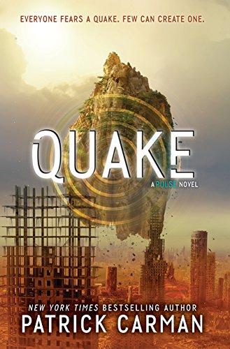 9780062085979: Quake: A Pulse Novel