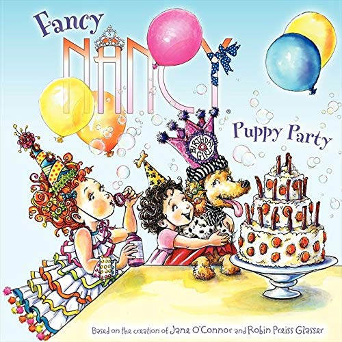 9780062086273: Fancy Nancy: Puppy Party