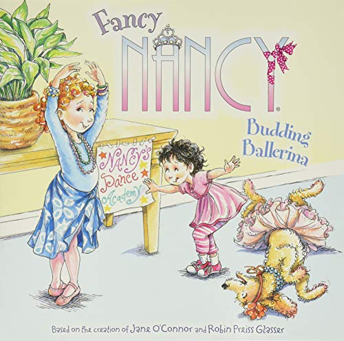 9780062086280: Fancy Nancy: Budding Ballerina
