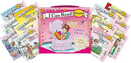 Fancy Nancy's Fantastic Phonics (My First I Can Read): O'Connor, Jane