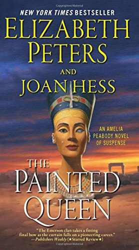 9780062086341: The Painted Queen: An Amelia Peabody Novel of Suspense