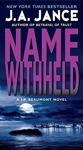 9780062086419: Name Withheld: A J.P. Beaumont Novel