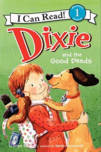 9780062086433: Dixie and the Good Deeds (I Can Read Level 1)