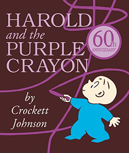9780062086525: Harold and the Purple Crayon Board Book