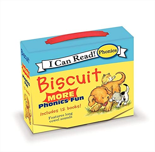 9780062086532: Biscuit: More Phonics Fun (I Can Read! Phonics)