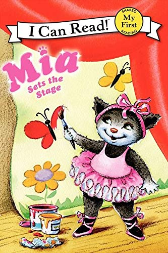 9780062086853: Mia Sets the Stage (My First I Can Read)