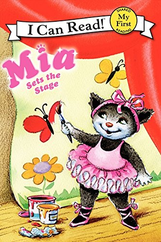 9780062086860: Mia Sets the Stage (My First I Can Read)